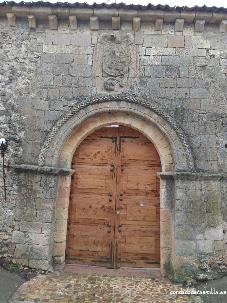 Casa de los Gil de Gibaja de Sepúlveda