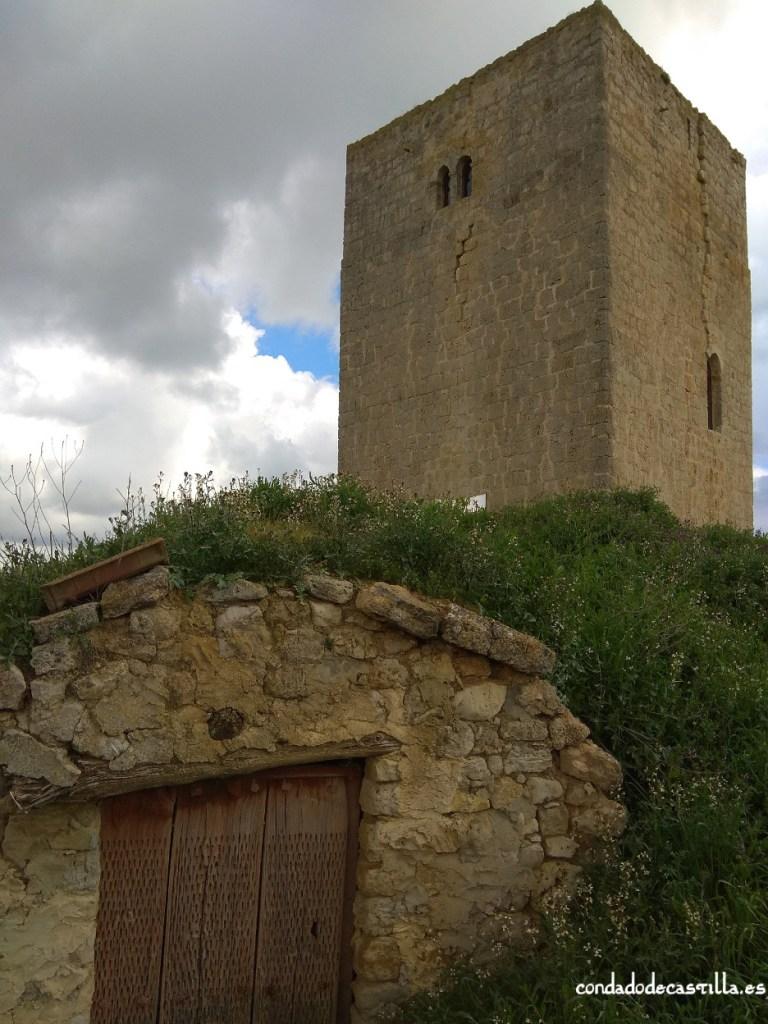 Torre y bodega de Itero del Castillo