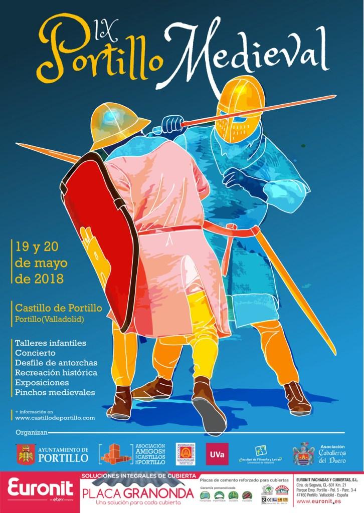 IX Jornadas Portillo Medieval 2018