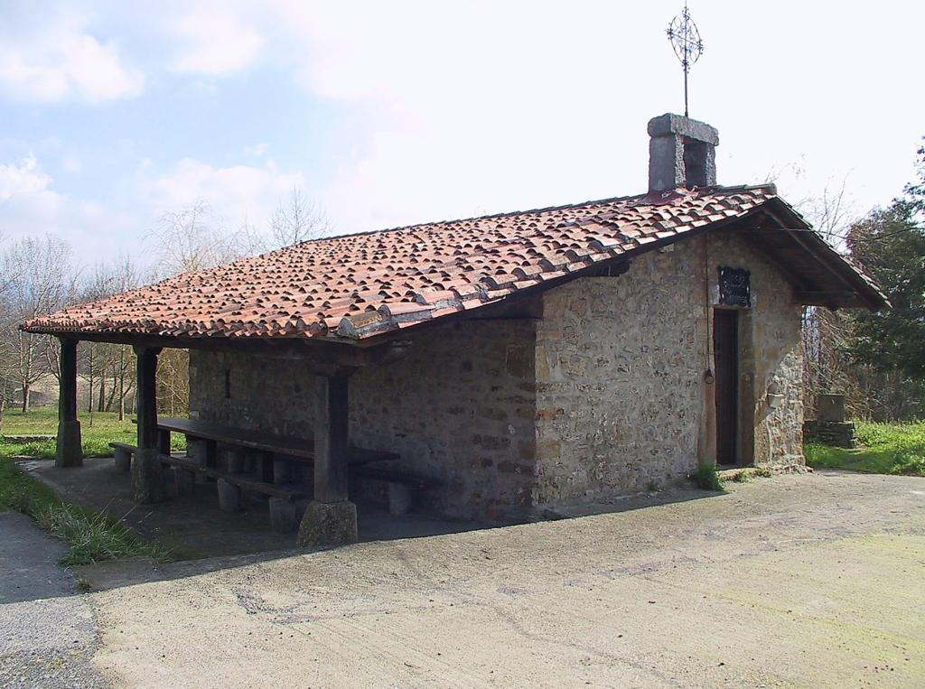 Ermita de Santa Magdalena de Munguía