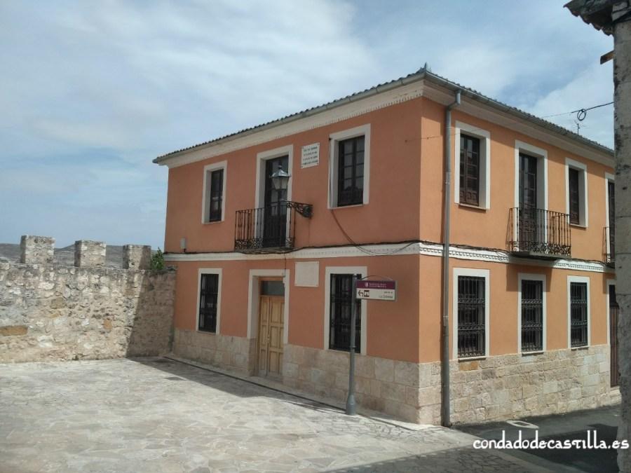 Casa de la Comunidad de Villa y Tierra de Fuentidueña