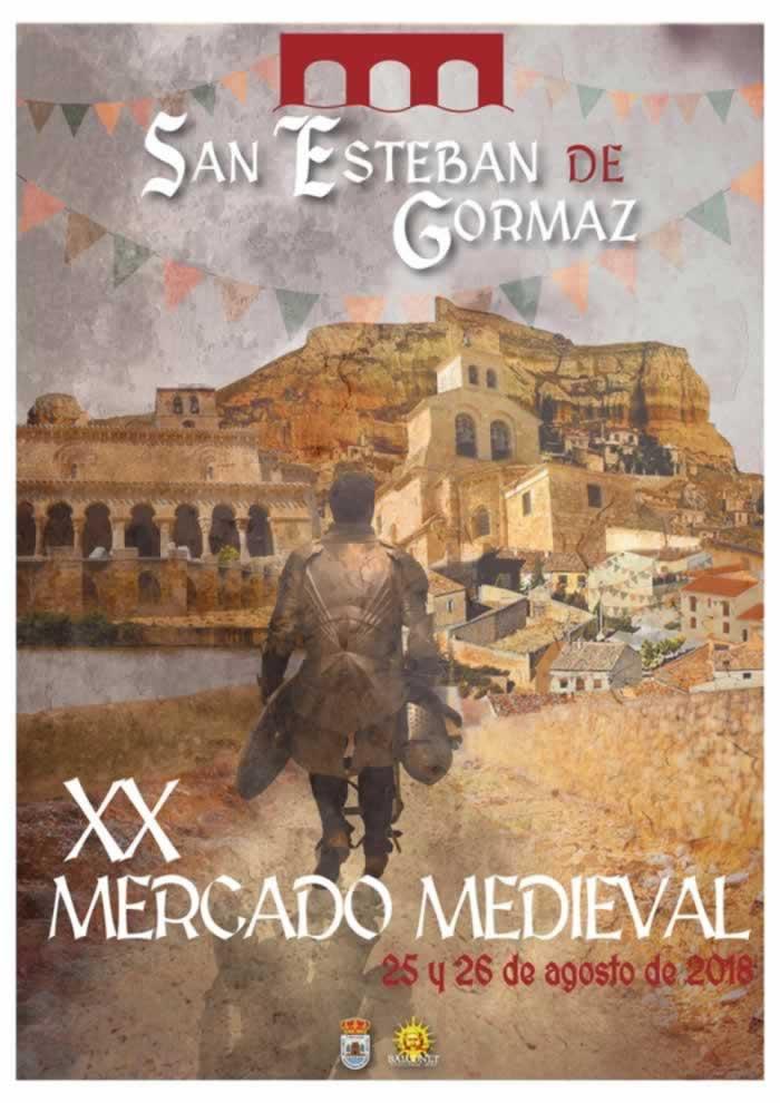 Mercado medieval San Esteban de Gormaz 2018