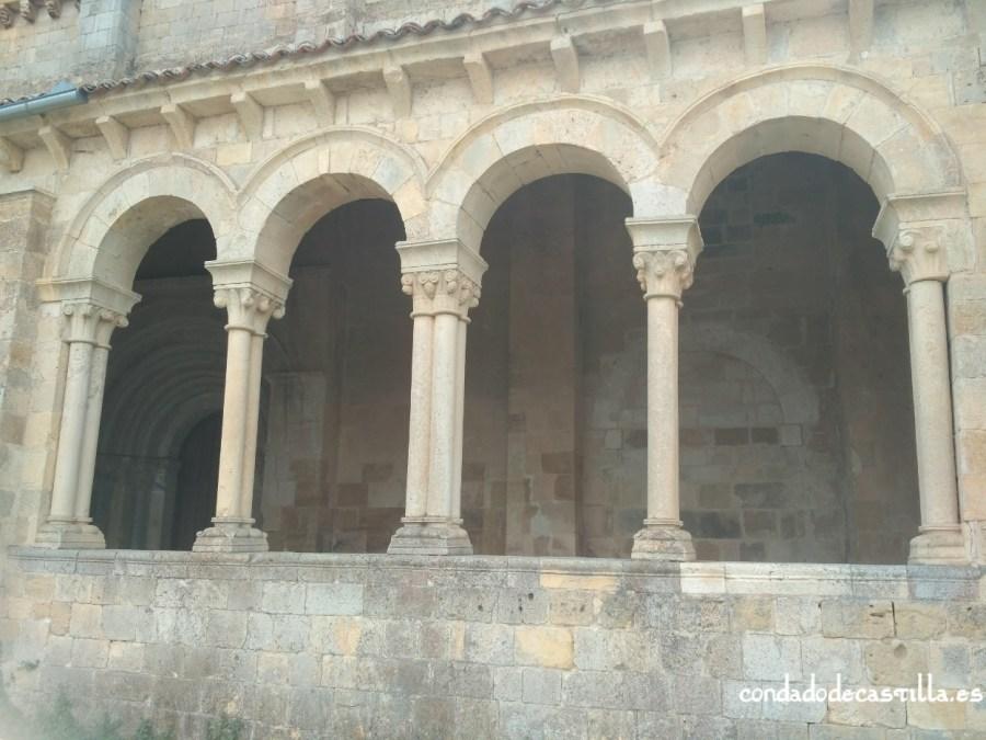 Pórtico de San Miguel de Fuentidueña
