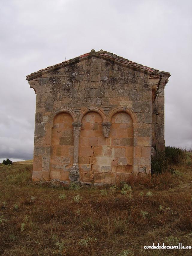 Ermita del Santo Cristo de San Sebastián de Coruña del Conde