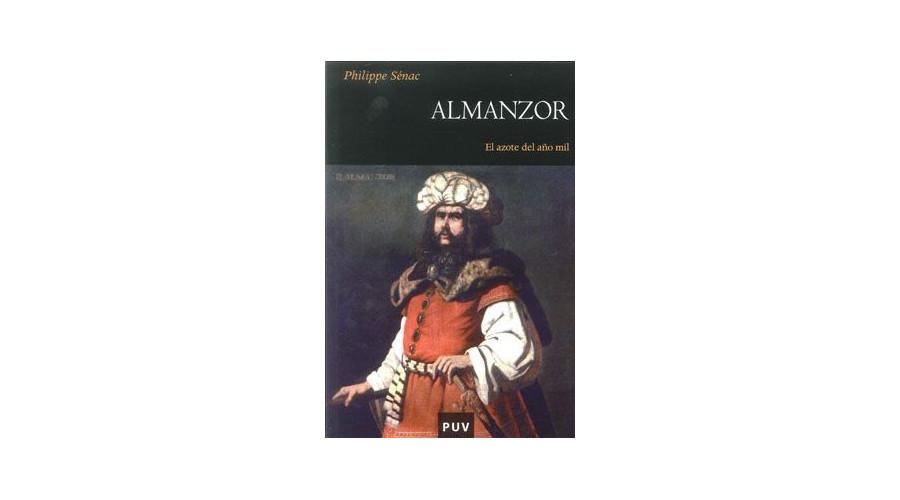 Almanzor: El azote del año mil Book Cover