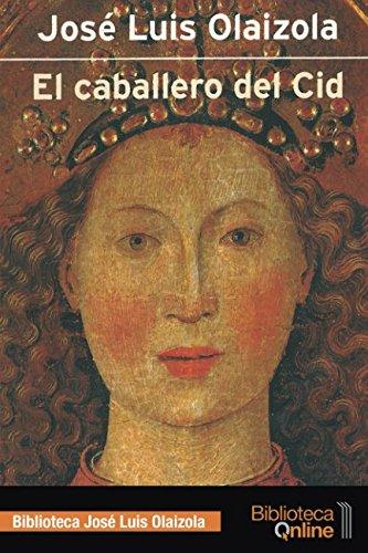 El caballero del Cid Book Cover