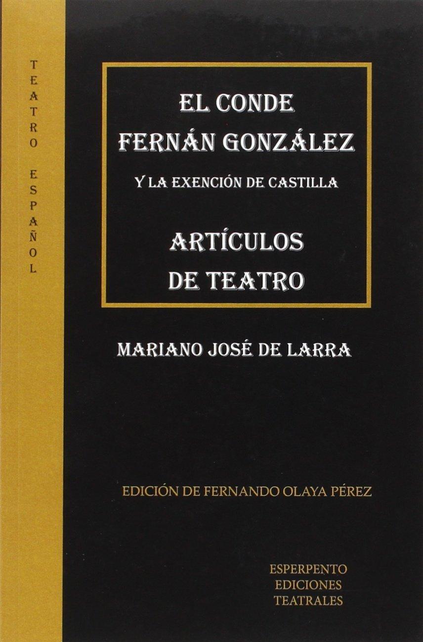 El conde Fernán González y la exención de Castilla Book Cover