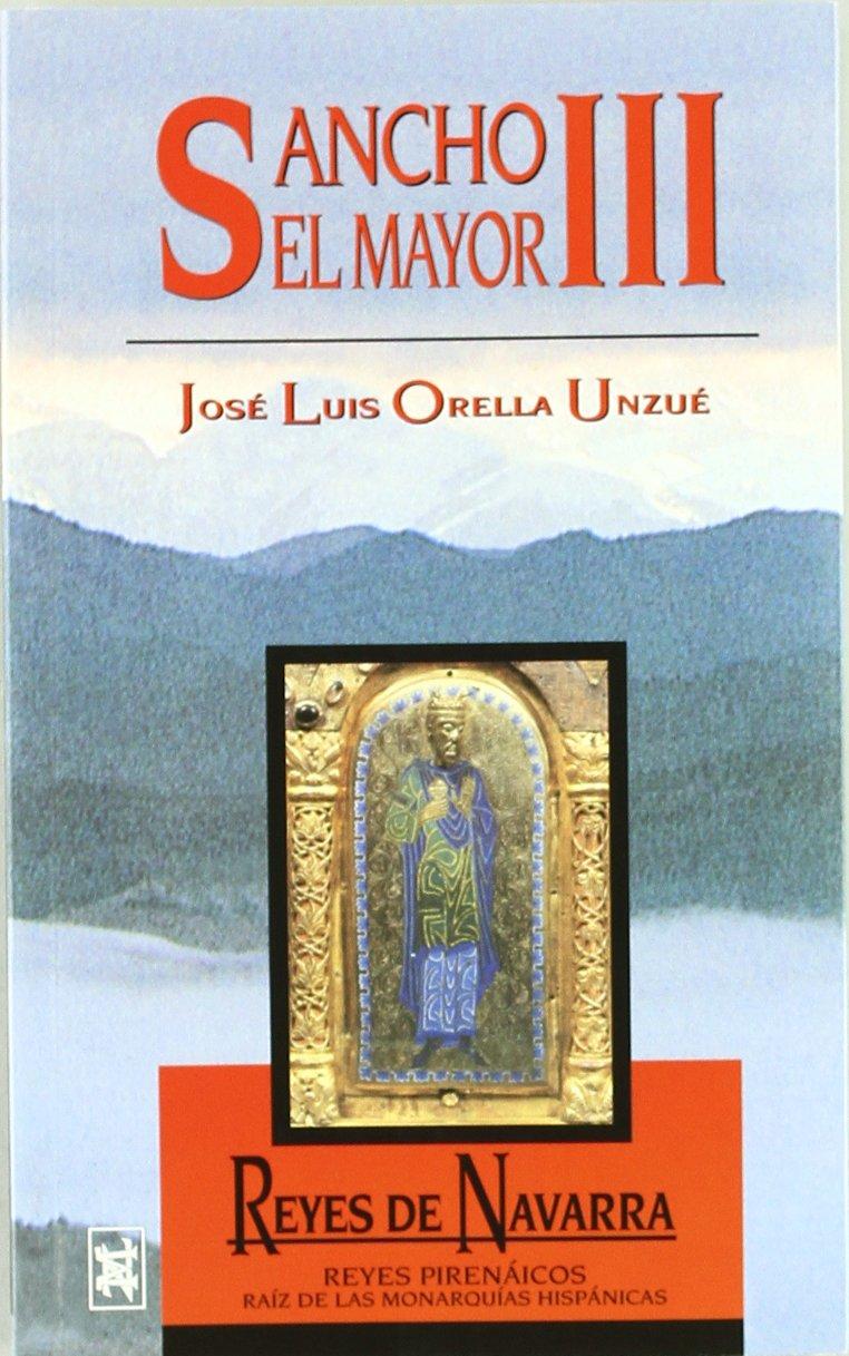 Sancho III el Mayor (1004-1035) Book Cover