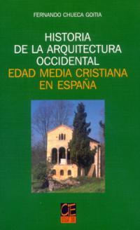Edad Media Cristiana en España Book Cover