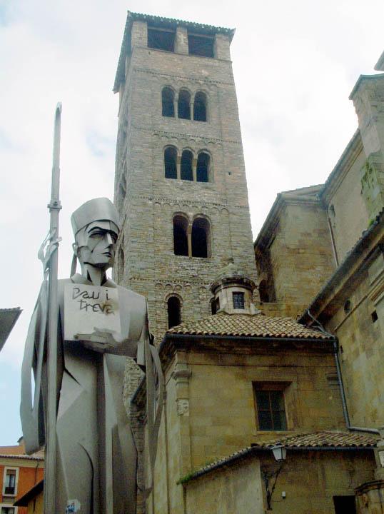 Abad Oliba, conde de Berga y Ripoll