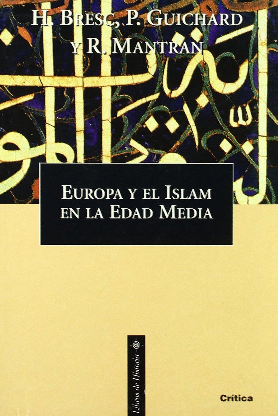 Europa y el islam en la edad media Book Cover
