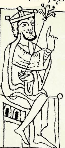 Miniatura de Ramiro I, Jaca, s. XIII