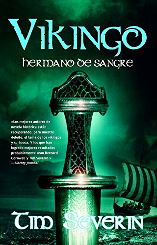 Vikingo: Hermano de sangre Book Cover
