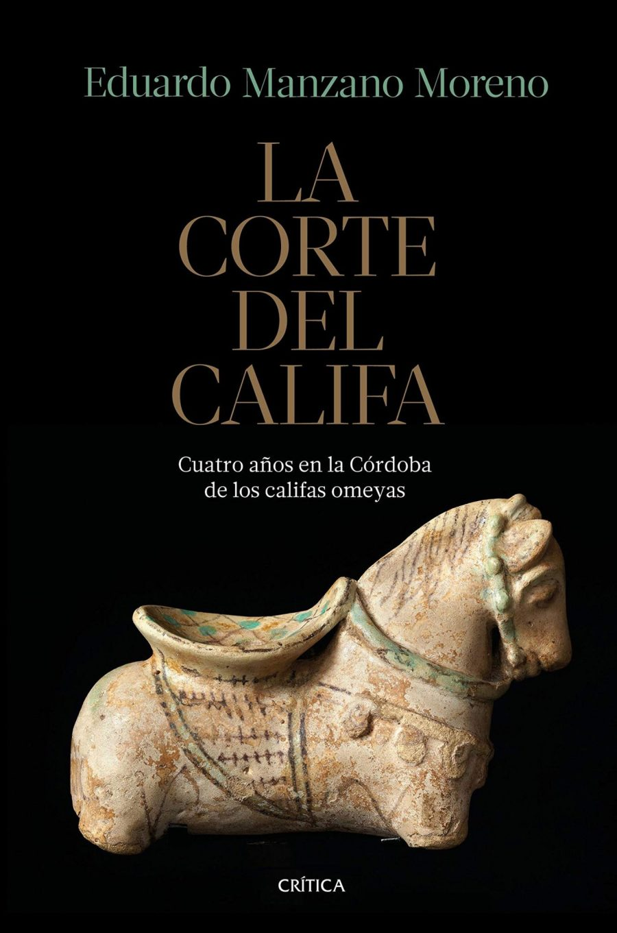 La corte del califa Book Cover