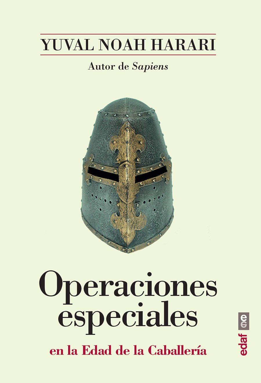 Operaciones especiales en la Edad de la Caballería Book Cover