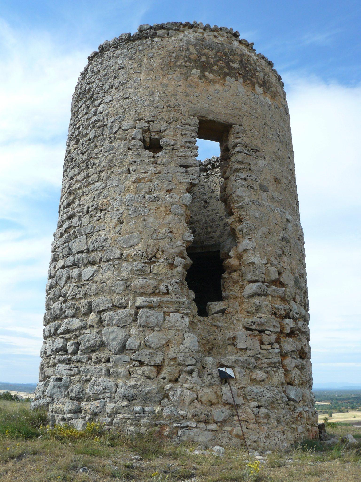 Atalaya de Valdenarro, El Burgo de Osma