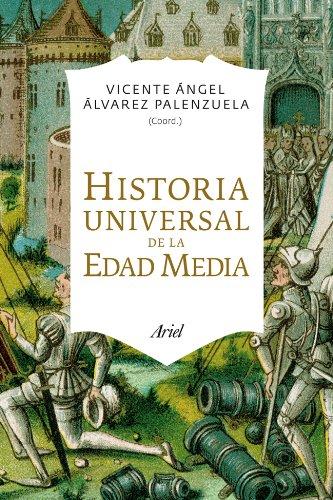 Historia Universal de la Edad Media Book Cover