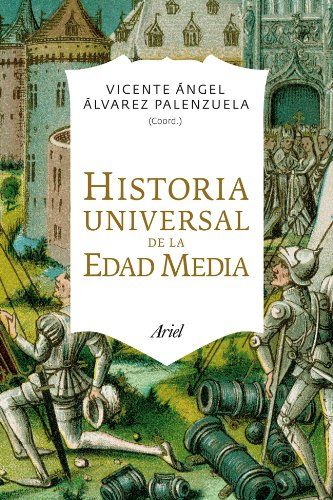 Historia Universal de la Edad Media Book Cover