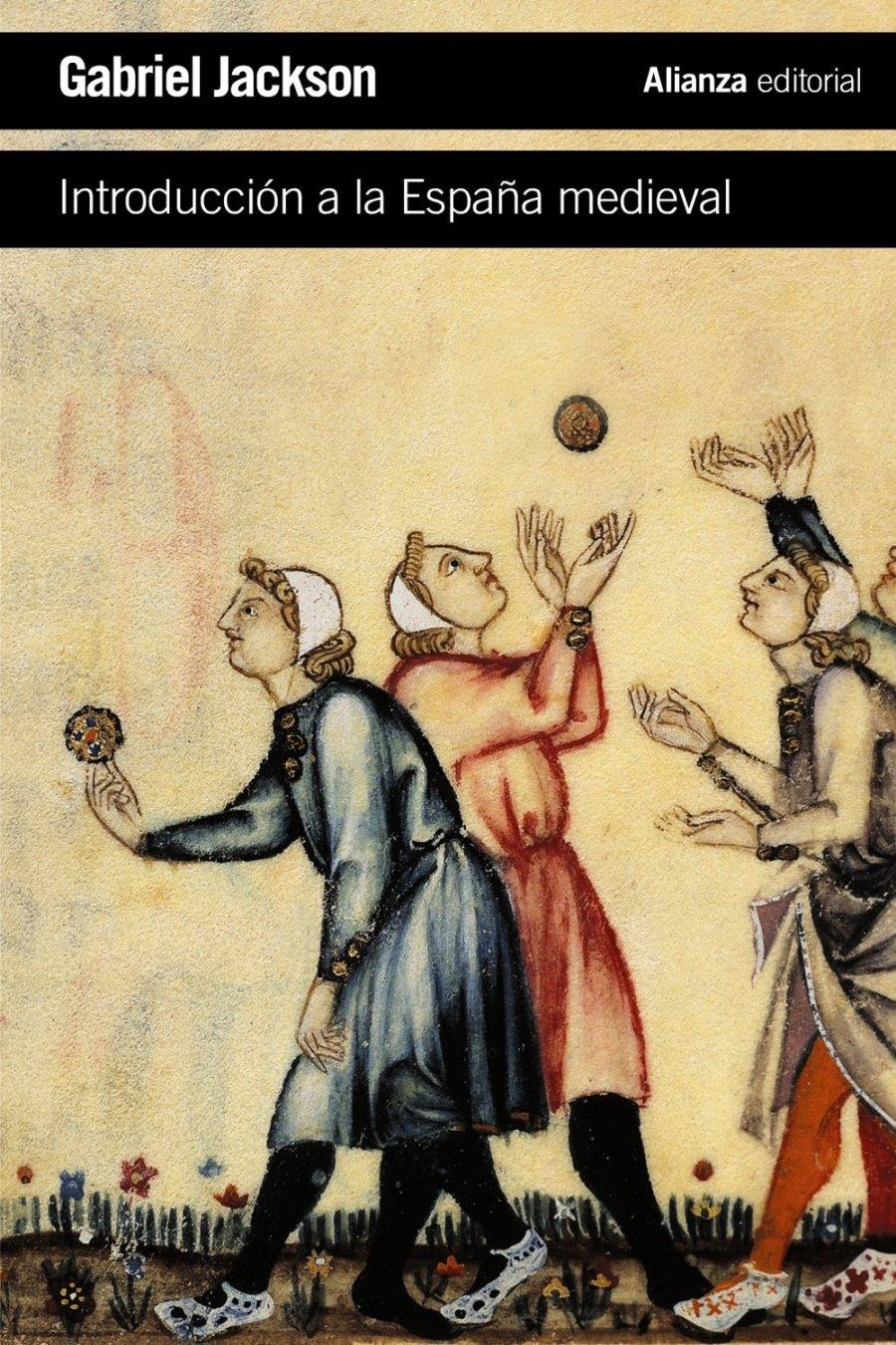 Introducción a la España medieval Book Cover