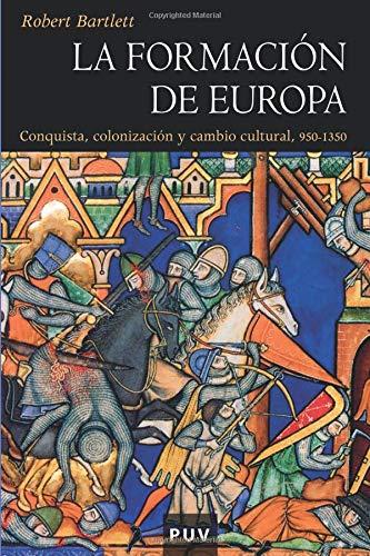 La formación de Europa Book Cover