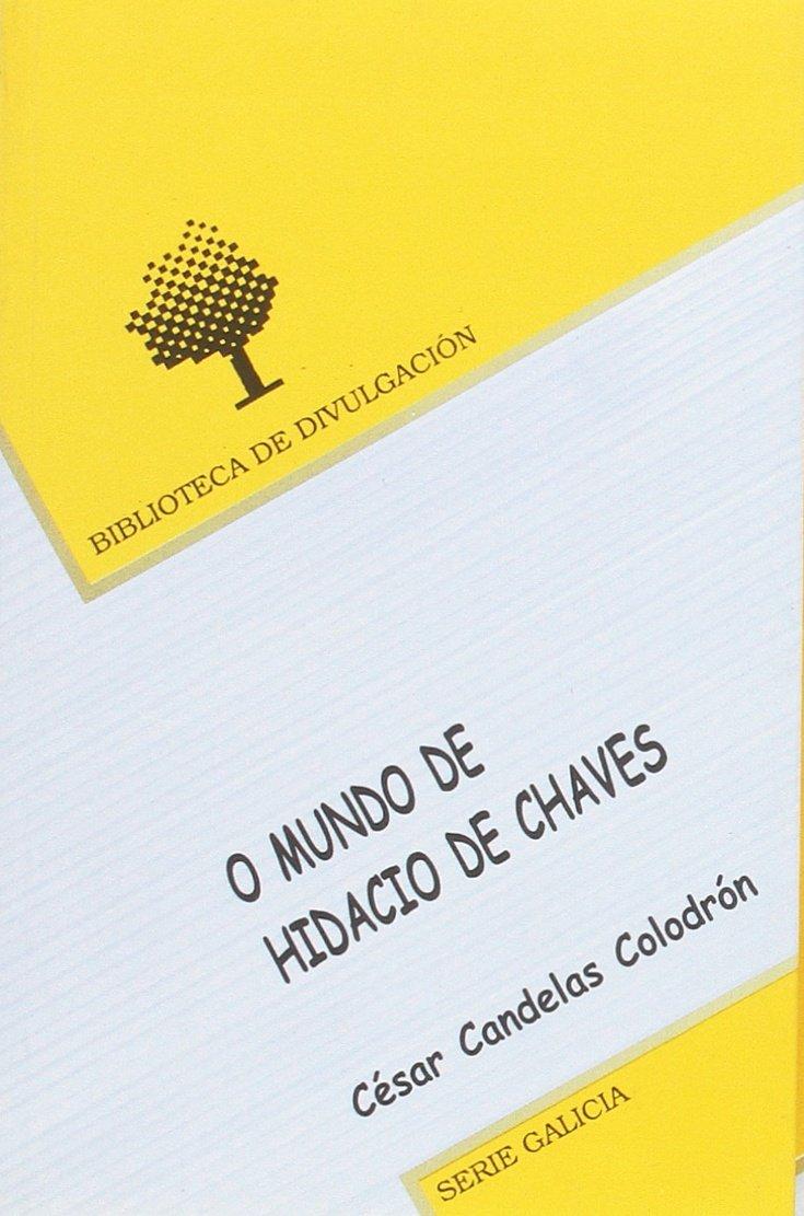 O mundo de Hidacio de Chaves Book Cover