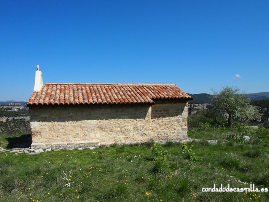 Parte sur ermita de Santa Centola y Elena