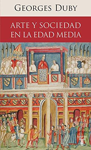 Arte y sociedad en la Edad Media Book Cover