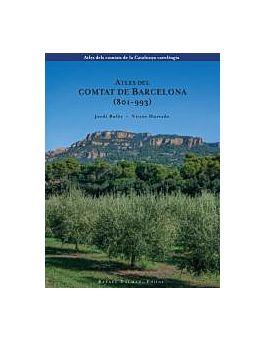 Atles del comtat de Barcelona (801-993) Book Cover