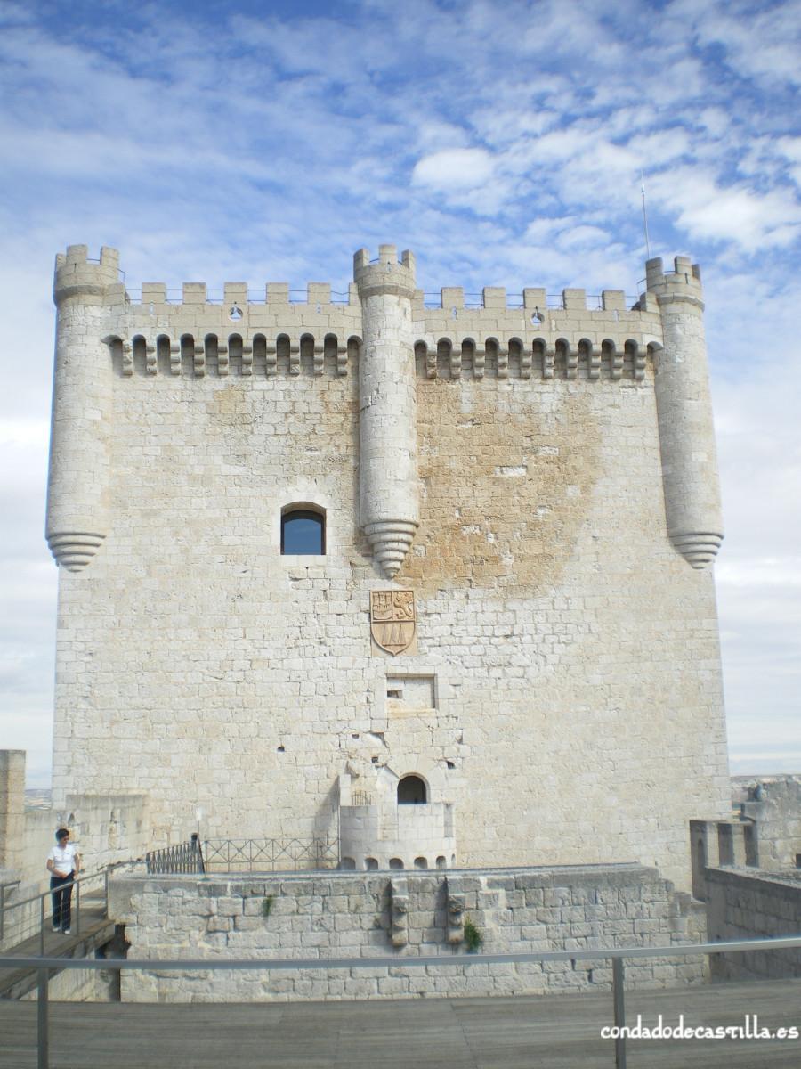 Torre del homenaje del Castillo de Peñafiel