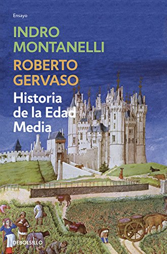 Historia de la Edad Media Book Cover