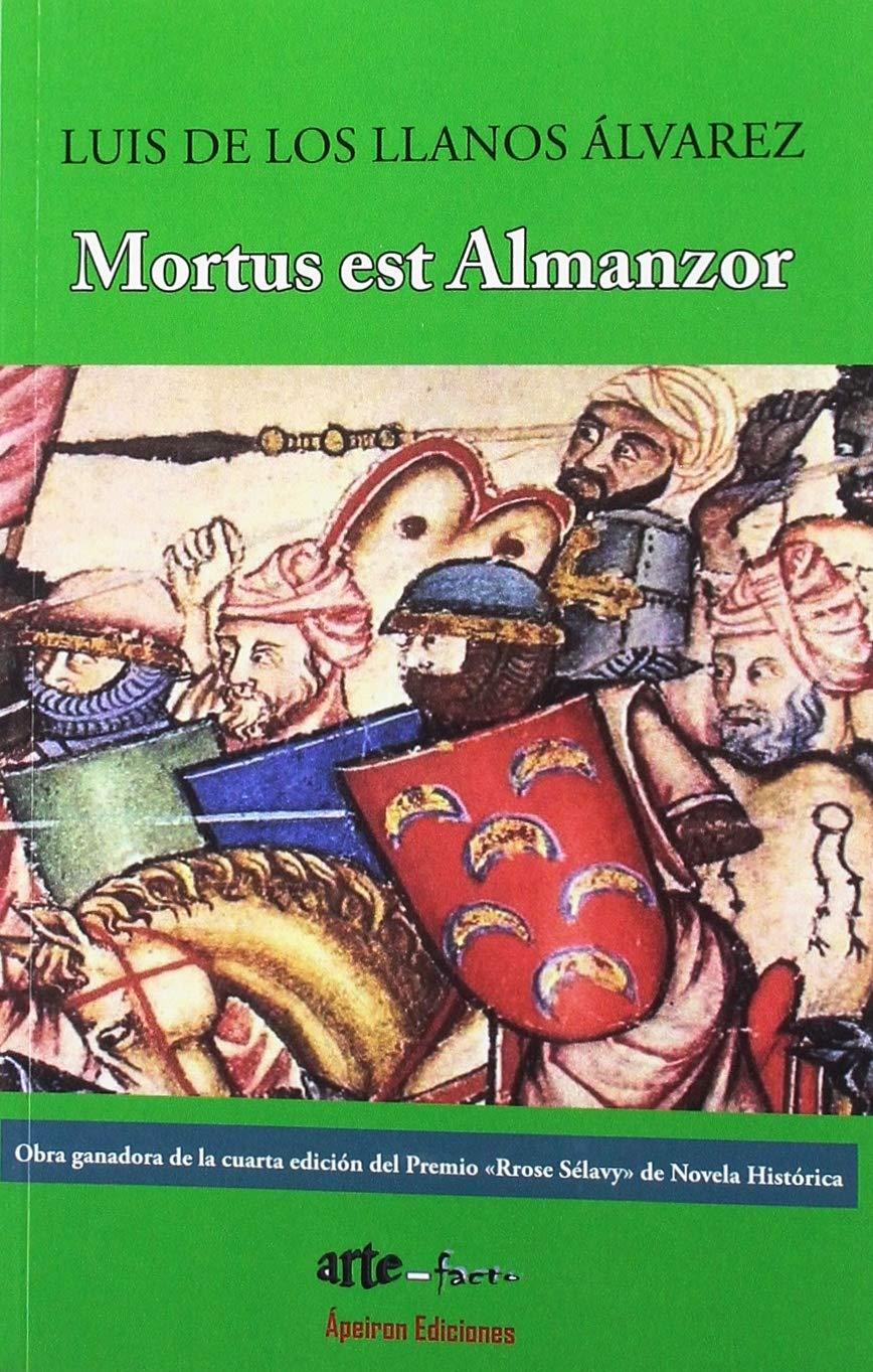 Mortus est Almanzor Book Cover