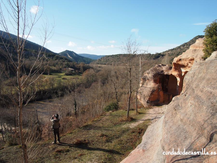 Río Ebro y San Pedro de Argés