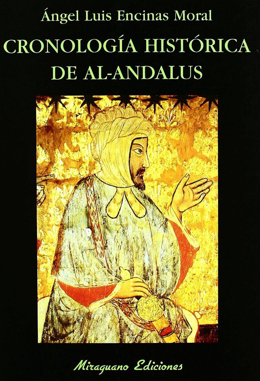 Cronología histórica de Al-Andalus Book Cover