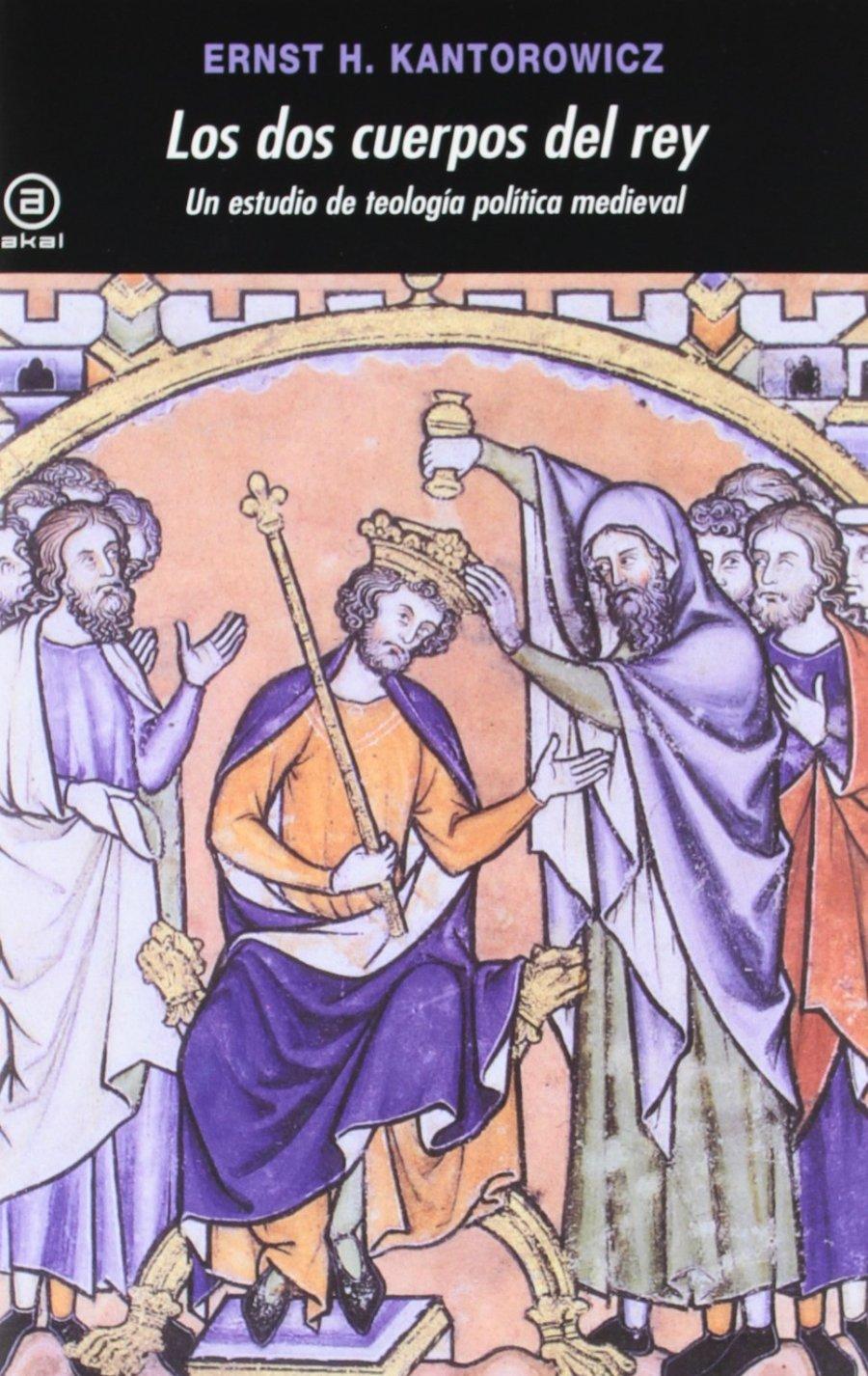 Los dos cuerpos del rey Book Cover