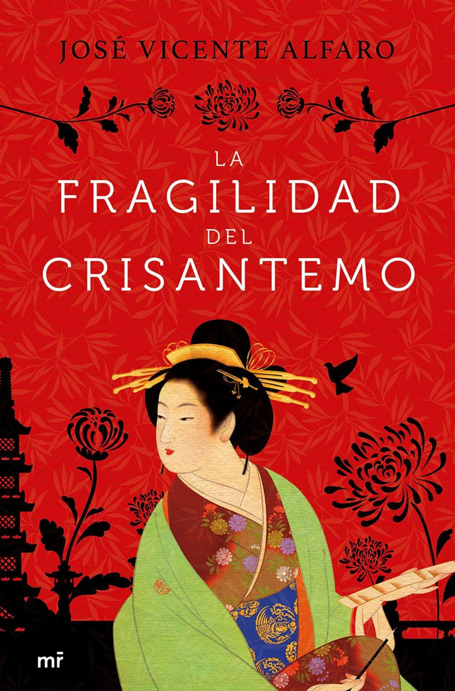 La fragilidad del crisantemo Book Cover