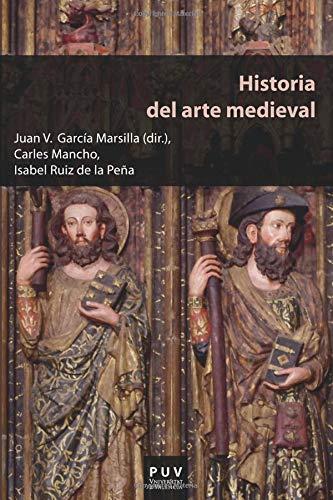 Historia del arte medieval Book Cover