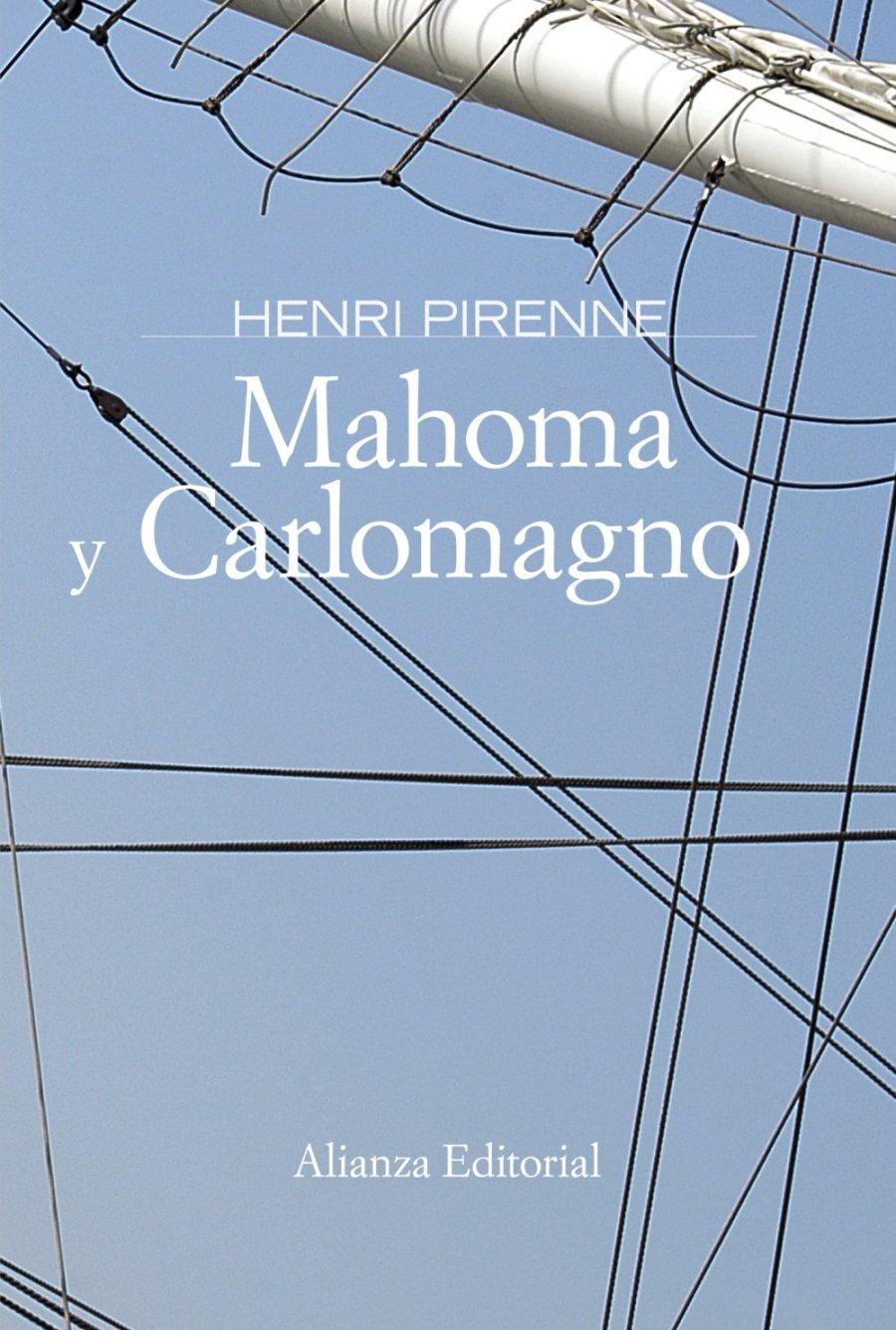 Mahoma y Carlomagno Book Cover