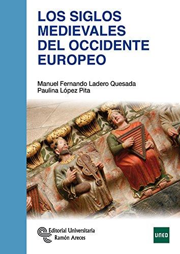 Los siglos medievales del Occidente Europeo Book Cover