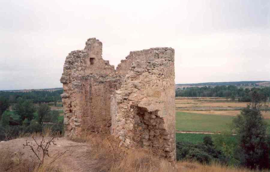 Castillo de Castrillo de la Vega (Burgos)
