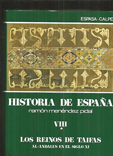 Los reinos de taifas. Al Andalus en el siglo XI Book Cover