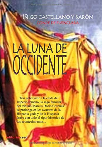 La luna de Occidente Book Cover