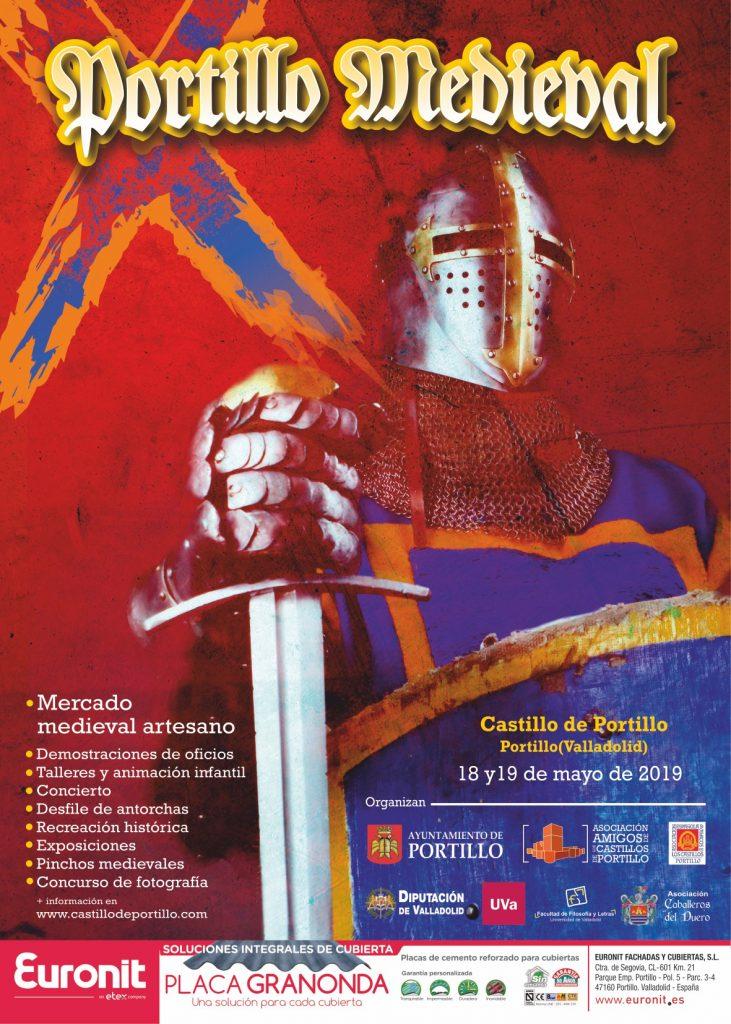 Portillo medieval 2019