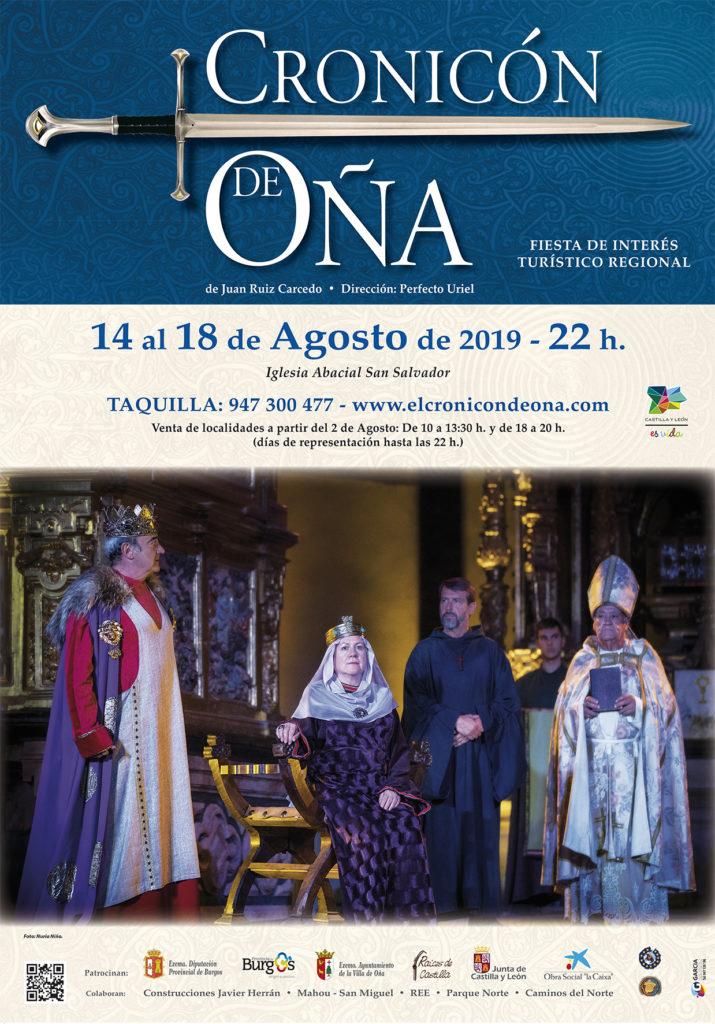 Cronicón Oña 2019