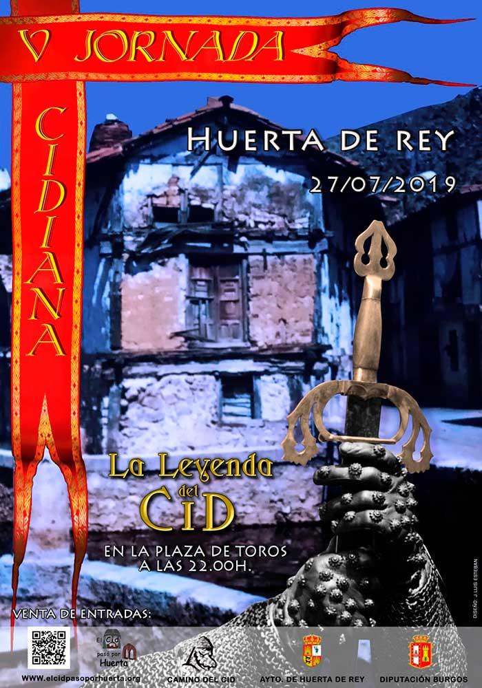 El Cid pasó por Huerta 2019