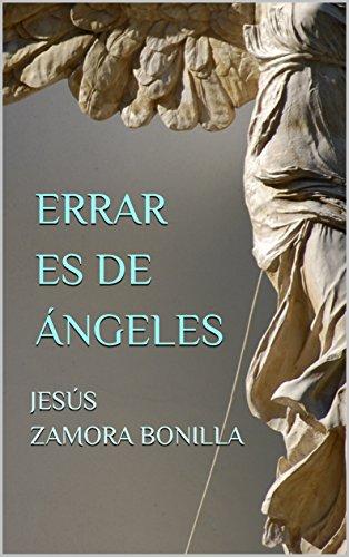 Errar es de ángeles Book Cover