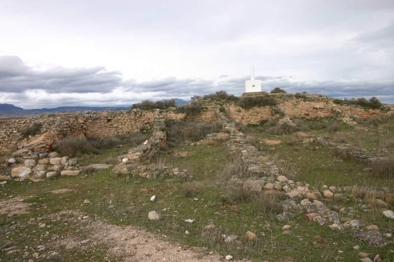 Yacimiento de Monte Cantabria (Logroño)