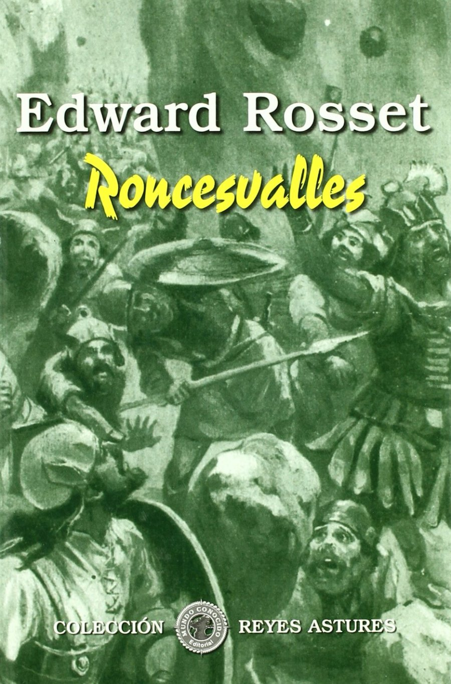 Roncesvalles Book Cover