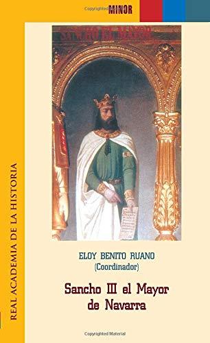 Sancho III el Mayor de Navarra Book Cover