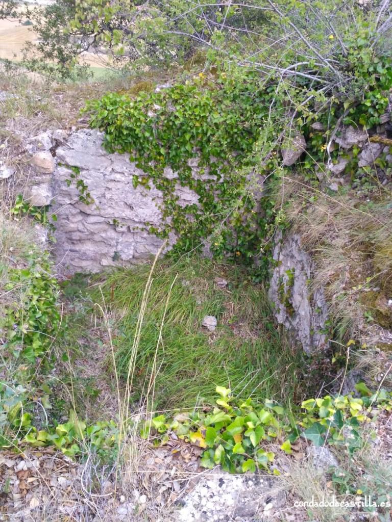 Posible aljibe del castillo de Astúlez