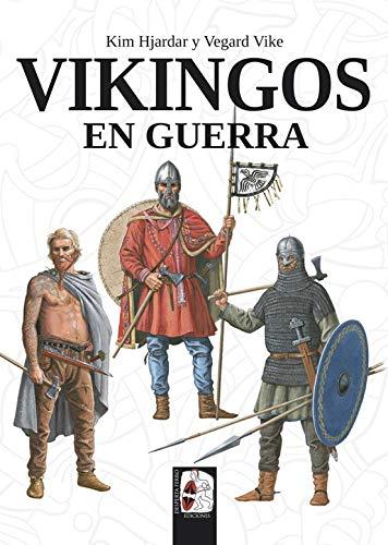 Vikingos en guerra Book Cover